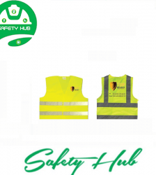 4 Strip- Reflector Vests