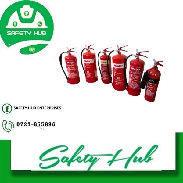 Fire extinguishers in Kenya